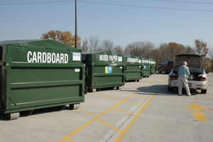 Waste Commission of Scott County - Drop-off Recycling - Drop-off