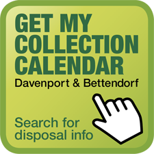 Get My Collection Calendar